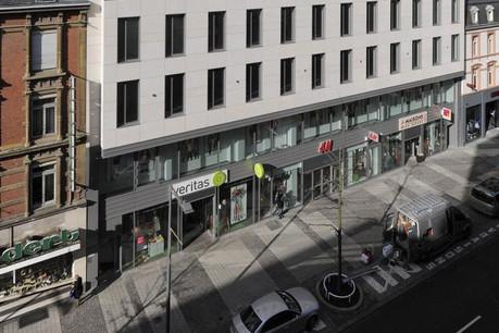 Après le City Station l'an dernier, c'est le 42-44 qui change de main, avenue de la Gare. (Photo: CBRE)