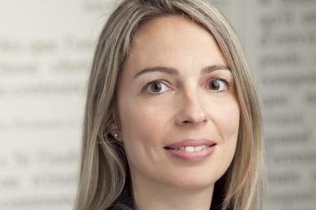 Roxane Haas est associée et AML leader chez PwC Luxembourg. (Photo: PricewaterhouseCoopers Société coopérative – Photographer : Blitz Agency)