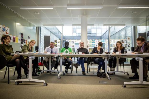 Le jury de cette 4e édition a dû départager 164 dossiers dans les six catégories du concours. (Photo: Maison Moderne)