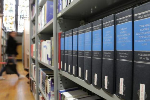 Les travaux du Max Planck Institute font référence en droit européen et international. (Photo: Luc Deflorenne)