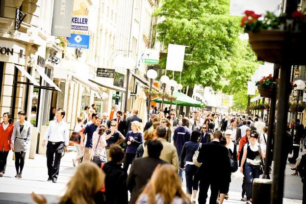 En 2050, la population du pays devrait avoir franchi de peu le million d'habitants, selon les données d'Eurostat. (Photo: Paperjam.lu / archives)