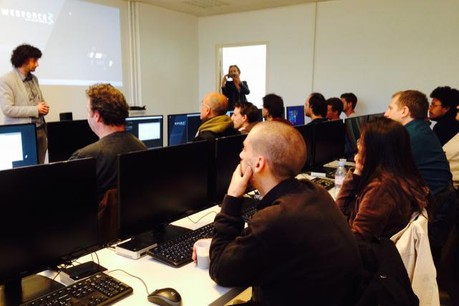 Pour la première session de trois mois et demi, 17 demandeurs d'emploi ont vu leur formation prise en charge par l'Adem. (Photo: WebForce3)