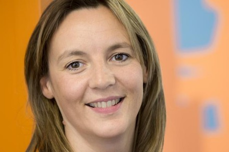 Anne Leclercq, directrice générale de Manpower Luxembourg. (Photo: DR)