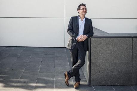 Arrivé aux Laboratoires Ketterthill en 2008, le Dr Stéphane Gidenne en a pris la direction en janvier 2014 et a piloté le projet de déménagement.  (Photo: Mike Zenari)