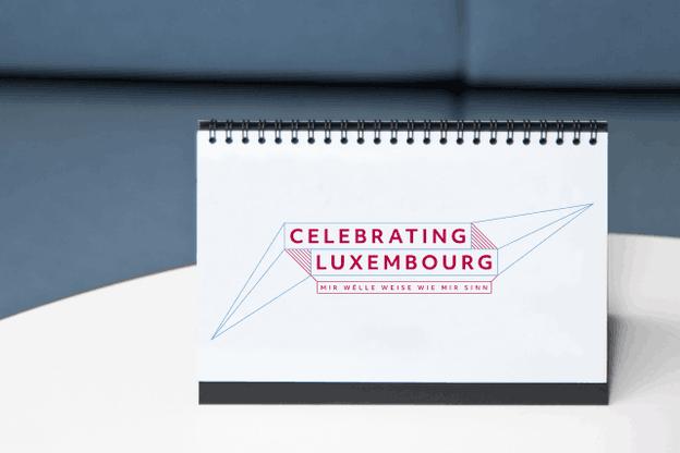 Celebrating Luxembourg démarre déjà sous la forme d'un calendrier 2017 présentant 24 premiers ambassadeurs du pays. (Photo: Maison Moderne)