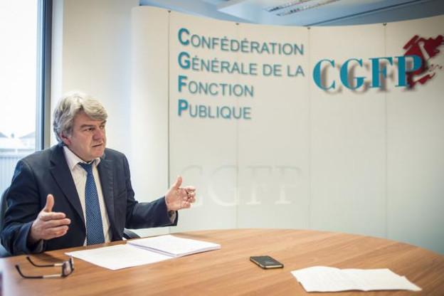 La CGFP, désormais présidée par Romain Wolff, estime que l'accord signé en 2011 sur les stages dans la fonction publique n'a pas été respecté, notamment «dans les communes du sud». (Photo: Mike Zenari/archives)