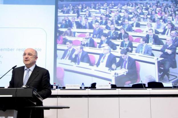 Joaquin Almunia, commissaire européen chargé de la Concurrence et des aides d'États (Photo: Commission Européenne)