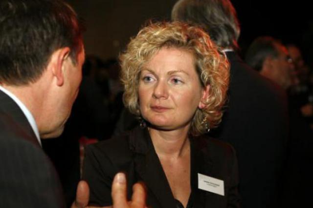 Isabelle Schlesser, nouvelle directrice adjointe, veut hausser la qualité grâce aux ressources humaines. (Photo : archives paperJam)