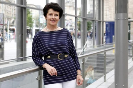 """Yvonne O'Reilly (Avanteam): """"Fearless leaders focus on possibilities and lead by inspiration."""" (Photo: Oliver Minaire)"""