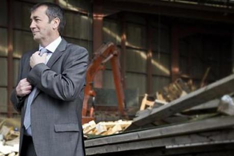 Alain Jacob, directeur général, Lamesch. (Photo: David Laurent/Wide)