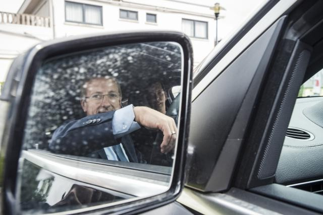 Dominique Roger (ALD Automotive Luxembourg) se félicite d'être en avance sur ses projections de croissance. (Photo: Mike Zenari / archives)