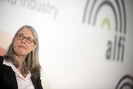 Denise Voss siège au conseil d'administration de l'Alfi depuis 2007. (Photo: Christophe Olinger / archives)