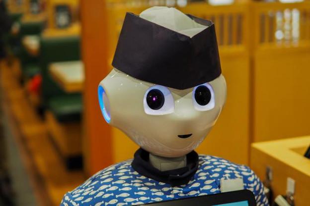 Alibaba vient de révéler lors de l'Alibaba Cloud Computing Conference de nouveaux robots dédiés au monde de l'hôtellerie et de la restauration. (Photo: Shutterstock)