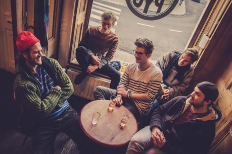 Seed to Tree est un des groupes qui bénéficient du soutien de Music:LX. (Photo: Noah Fohl)