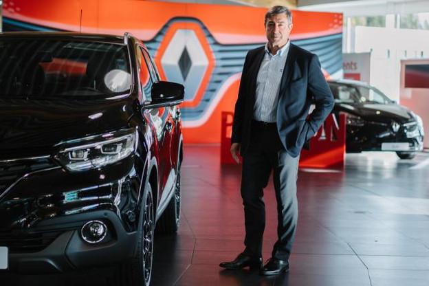 Michel Perin: «Le marché automobile luxembourgeois est très dynamique du fait d'une démographie en forte croissance.» (Photo: Marion Dessard)