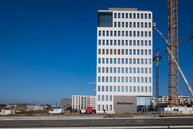 Le projet du nouveau bâtiment remonte à 2014. (Photo: Nader Ghavami)