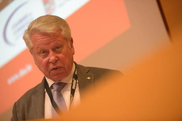 À 75 ans, Alvin Sold occupe désormais la fonction d'administrateur d'Editpress, près de 45 ans après son entrée au sein du deuxième groupe de presse luxembourgeois. (Photo: Christophe Olinger / archives)