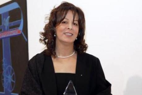 Amal Choury a créé son entreprise en 2008. (Photo: Luc Deflorenne)