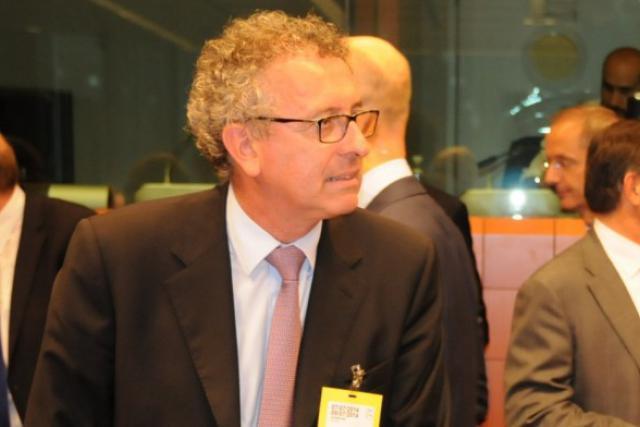 Pierre Gramegna devra-t-il s'expliquer sur le traitement fiscal accordé à Amazon? (Photo: Mfin)