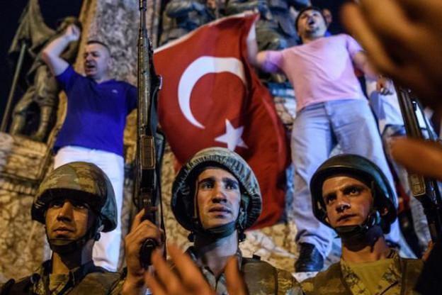 Après la répression qui a suivi la tentative de coup d'État, Amnesty International Luxembourg fait part de ses craintes concernant le respect des droits de l'homme en Turquie. (Photo: Amnesty International Luxembourg)