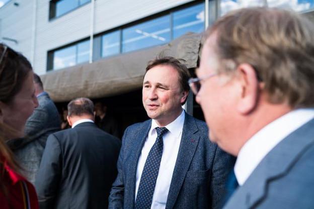 André Bauler pratique les finances publiques depuis 2009, lorsqu'il fut pour la première fois membre de la commission des comptes. (Photo: paperJam / Archives)