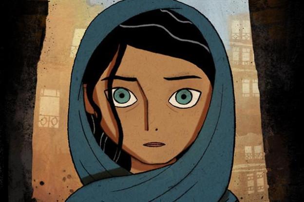 Angelina Jolie a été touchée par le courage de la jeune Parvana. (Photo: D.R.)