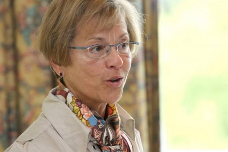 Anne Jacquemart a fait toute sa carrière au sein d'AXA (anciennement Royale Belge). (Photo: archives paperJam)