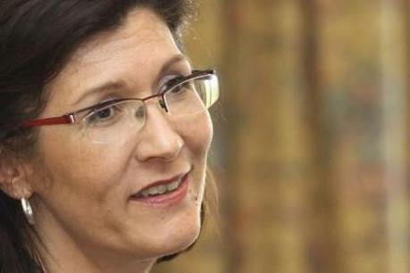 Anne Levy-Prévost quitte Ernst & Young, son employeur depuis 1998, où elle occupait les mêmes fonctions. (Photo: Etienne Delorme/archives)
