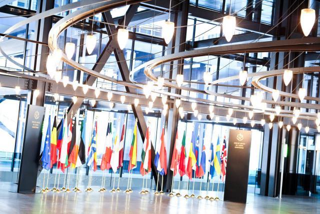 Face à la hausse du nombre d'affaires traitées, les juges européens plaident notamment pour le doublement du nombre de magistrats et pour la création d'une troisième tour au Kirchberg. (Photo: David Laurent / archives)
