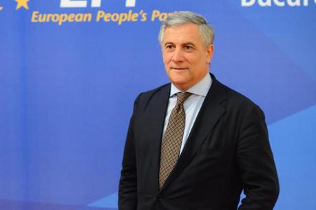 Le conservateur Antonio Tajani a été élu nouveau président du Parlement européen grâce au soutien des libéraux de l'ALDE. (Photo: DR)