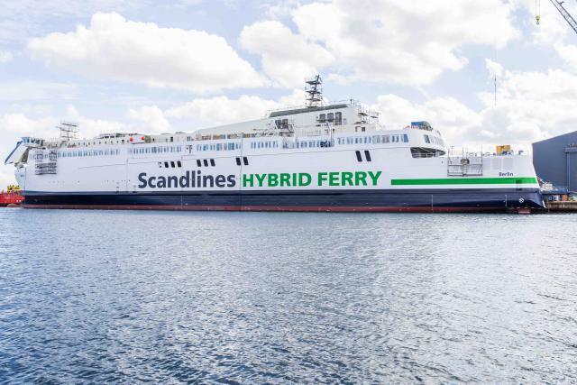 La technologie MarinePaq sera installée dans le port danois de Gedser. Le système sera opérationnel d'ici le printemps 2016.  (Photo: Apateq)