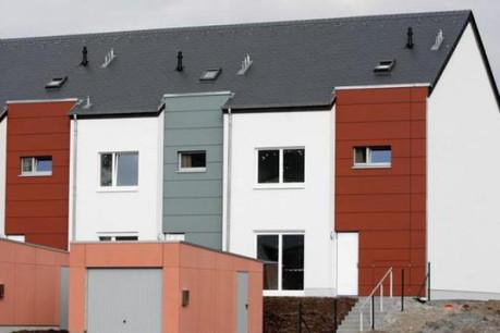 Le prix moyen du mètre carré pour les appartements neufs atteint 5.037 euros. (Photo : Luc Deflorenne/archives)