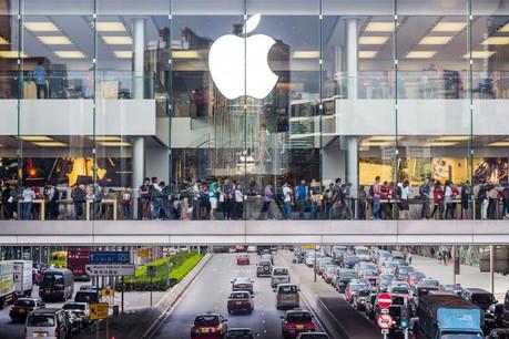 Les Apple Stores accueillent désormais des ateliers pédagogiques où le grand public peut suivre gratuitement des cours. (Photo: Licence C.C.)