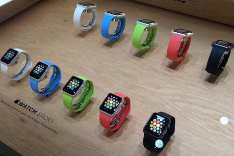 L'Apple Watch est très attendue au Luxembourg, même si aucune date de commercialisation n'a encore été dévoilée.  (Photo: DR)