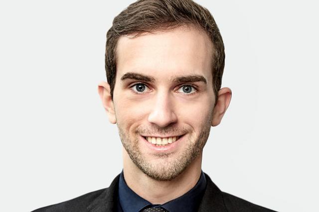 John-Kevin Ted, avocat junior associate chez CASTEGNARO - Ius Laboris Luxembourg (Photo: Castegnaro-Ius Laboris Luxembourg)