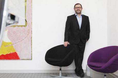 Sylvain Cottong (Strategybuilders) (Photo : Olivier Minaire)