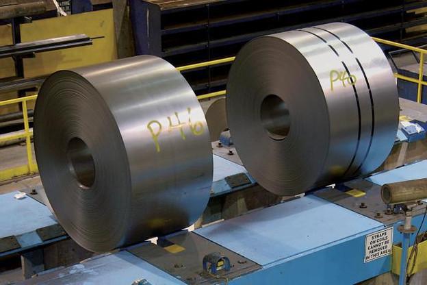 Le site de Dudelange produit des aciers galvanisés, notamment pour le secteur automobile. (Photo: Maison Moderne / Archives )