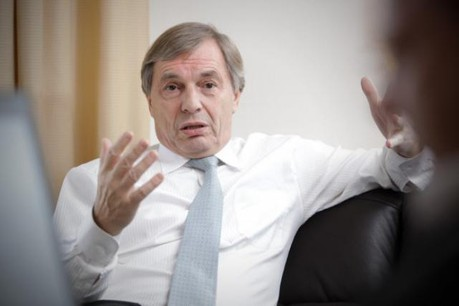 Jeannot Krecké siège au conseil d'administration d'ArcelorMittal depuis janvier 2010. (Photo: archives paperJam)