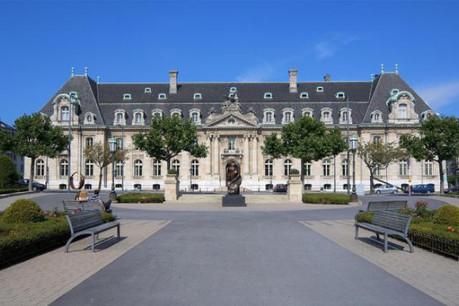 Le 19 avenue de la Liberté, siège d'ArcelorMittal. (Photo : archives paperJam)