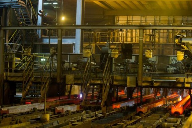 Le torchon brûle entre l'État et le leader mondial de la sidérurgie.  (Photo: Charles Caratini / archives)