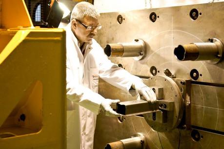 ArcelorMittal veut miser sur l'innovation et les talents pour une nouvelle dynamique européenne. (Photio: David Laurent / archives)