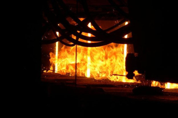 ArcelorMittal a su battre le fer chaud en 2017. (Photo: ArcelorMittal)