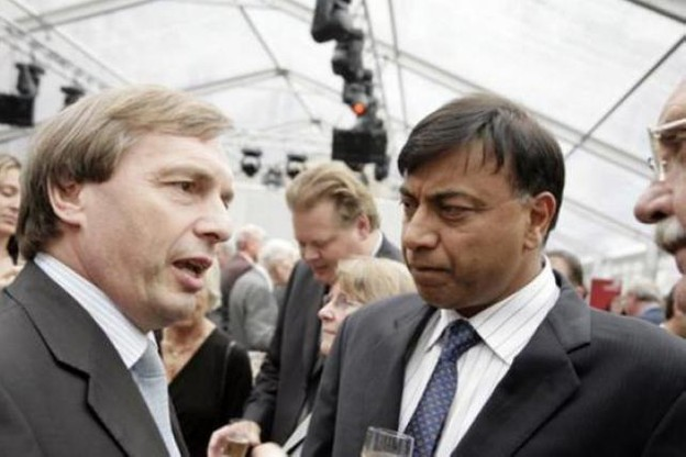Au Luxembourg, Lakshmi Mittal doit composer avec le gouvernement. (Photo: David Laurent/Wide/archives)
