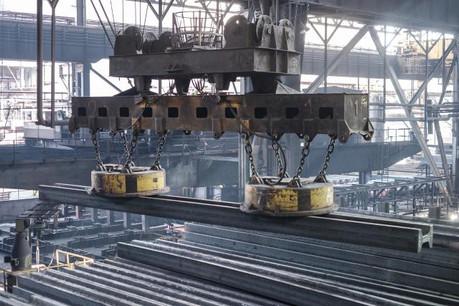 ArcelorMittal affiche à nouveau des chiffres rassurants. (Photo: Julien Becker / archives )