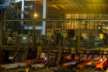 En juillet, ArcelorMittal avait déjà fait part d'un investissement de 5,5 millions d'euros à Belval. (Photo : Charles Caratini / archives)