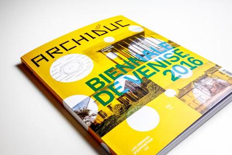 L'édition Printemps 2016 d'Archiduc est dans les kiosques.  (Photos: Maison Moderne)