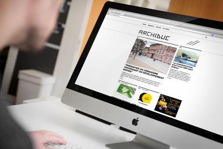 Le nouveau site Archiduc.lu permet une navigation fluide et adaptée aux différentes tailles d'écrans. (Photo: Maison Moderne)