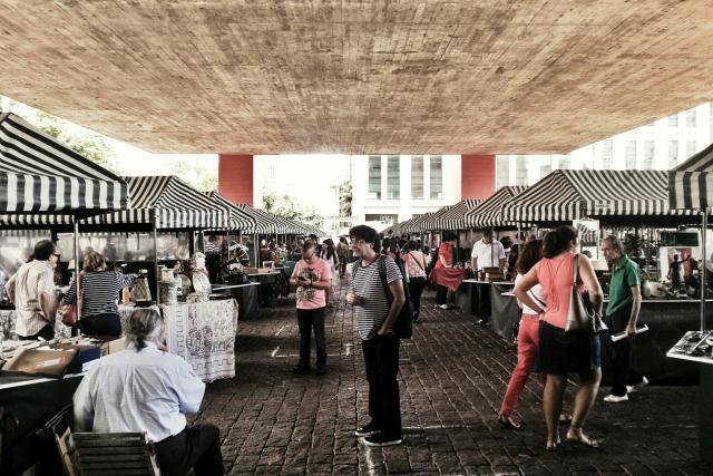 La Biennale de Venise se déroule du 26 mai au 25 novembre. (Photo: Lina Bo Bardi)
