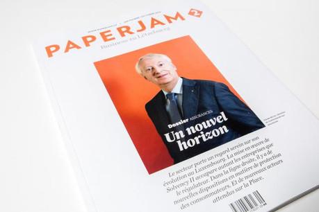 L'édition septembre/octobre de Paperjam2 est à présent dans les kiosques. (Photos: Maison Moderne Studio)