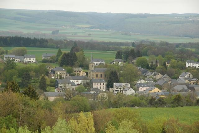 Tontelange, l'un des onze villages qui composent la commune d'Attert. (Photo: Tontelange.be)